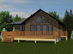 beautiful-cabin-plans-with-loft