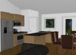 prefab-cabin-with-custom-cabinets