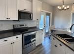 modern farmhouse kitchen cabinetry